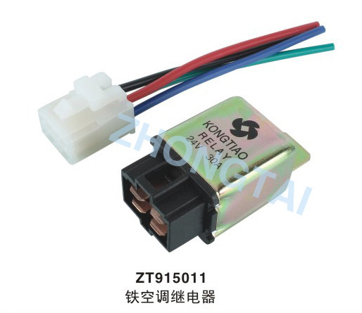 zt915011-铁空调继电器