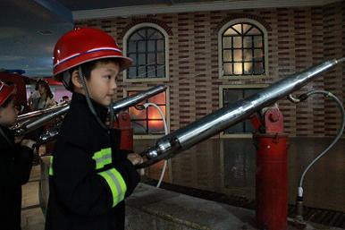 点点梦想城消防讲座