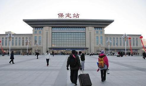 该站办理特快,快速,普快列车的旅客乘降作业,还办理石家庄-秦皇岛d