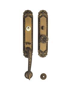 别墅 门锁
