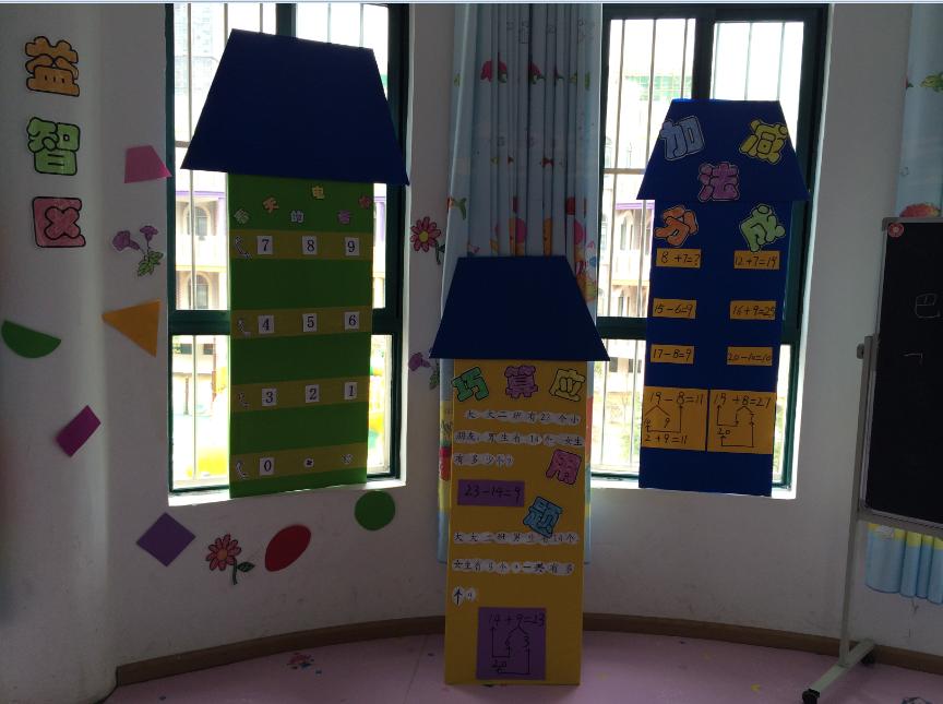 幼儿园益智区