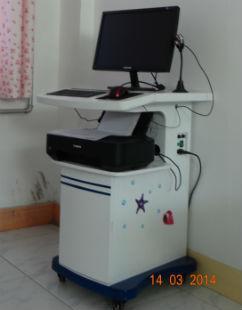 儿童保健智能测平仪