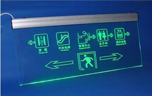 LED消防应急照明导光板