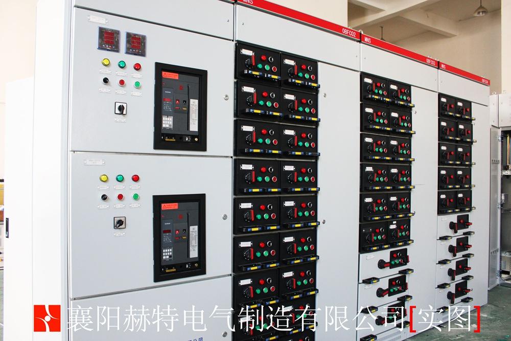 mns低压抽屉式开关柜_高压电容补偿柜