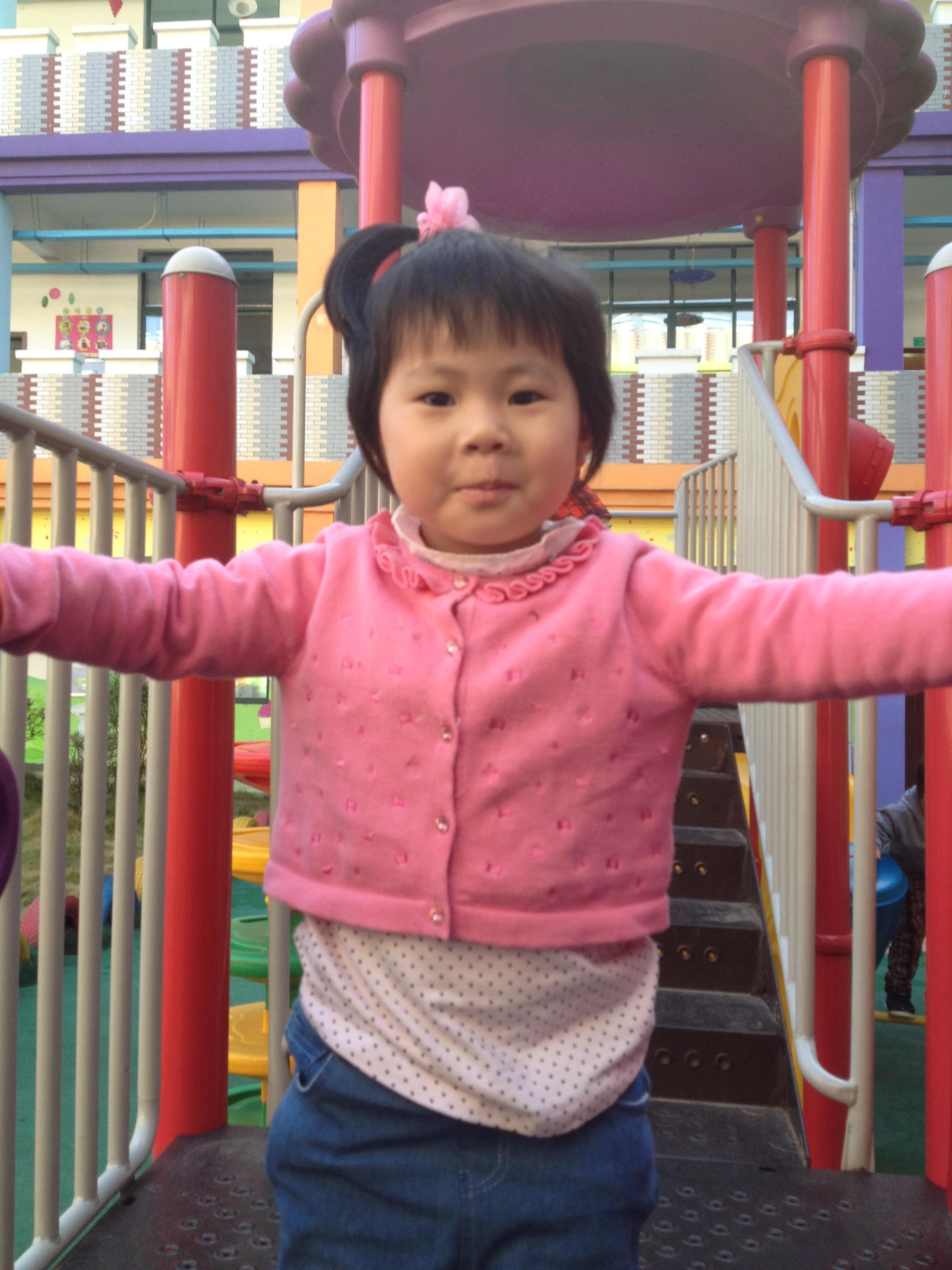 可爱的宝宝_宜春行政中心幼儿园
