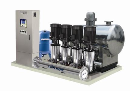 高位水箱及各种气压式供水设备图片
