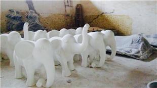 西双版纳定制-大象雕塑