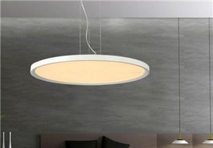 大尺寸吊灯导光板,LED吊灯导光板,圆形吊灯导光板
