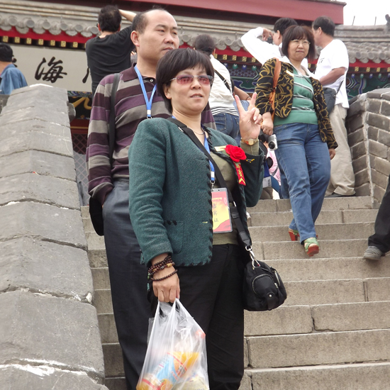 2012第二届中国易经大会之后旅游区考察