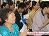 本协会举办经验交流会前期的义工老师动员大会
