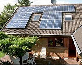 家用太阳能并网发电系统