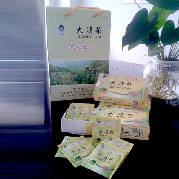 戴大妈大清茶一盒20袋¥33.00