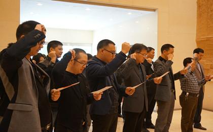 县委统战部到永嘉革命烈士纪念馆参观学习