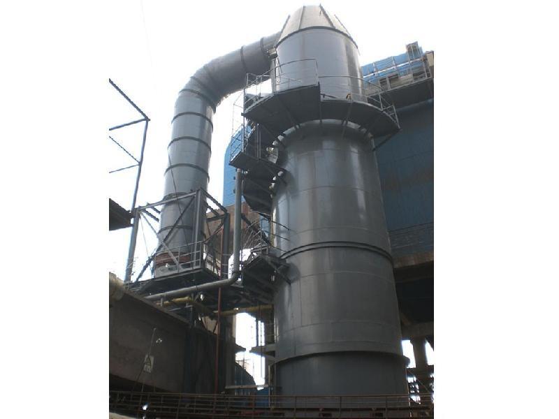 登封市天基煤业锅炉脱硫除尘改造工程