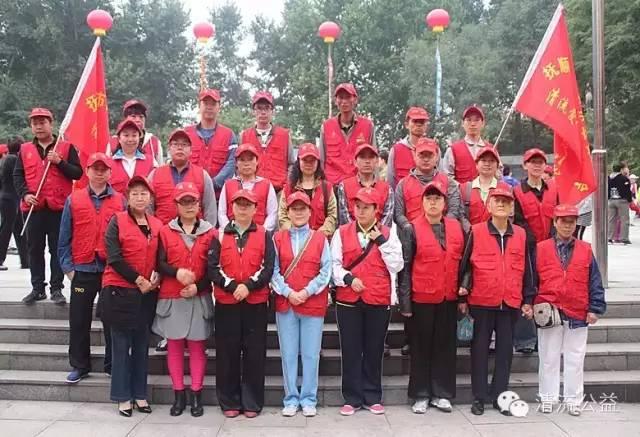 清流爱心团队于重阳节慰问营盘村敬老院