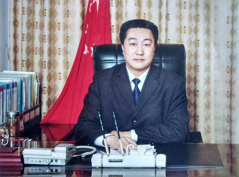 谭国平(名誉会长)