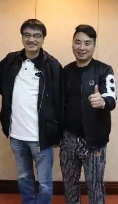 吴孟达合影2016-3